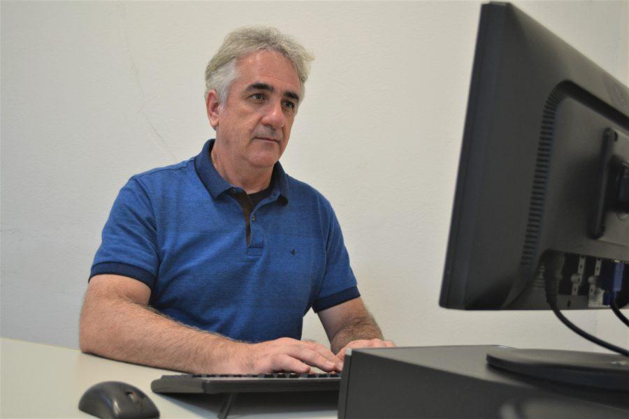 Hermes Balbino, secretario do Esportes, Lazer e Atividades Motoras