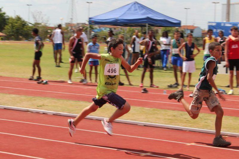 Programa Desporto de Base - Iniciação ao Atletismo