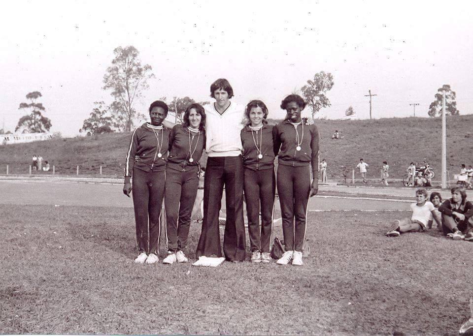 Atletismo de Piracicaba - 1976