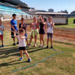 Programa Desporto de Base - Iniciação ao Lançamento de Dardo