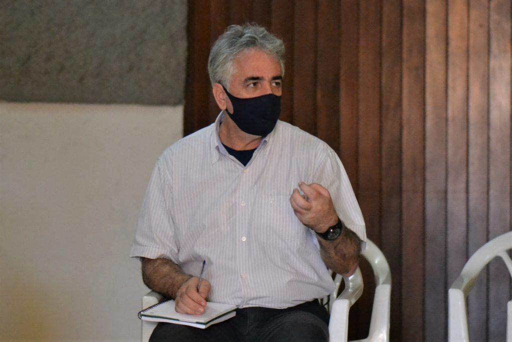 Hermes Balbino, secretário de Esportes, Lazer e Atividades Motoras
