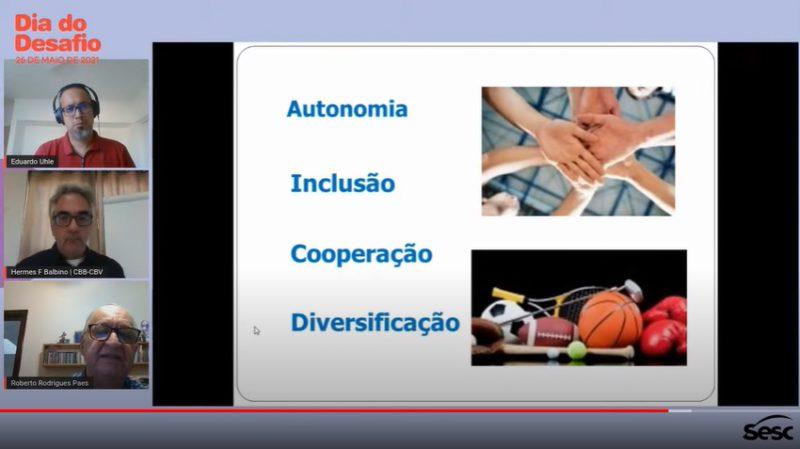 Projeto Esporte Educacional - Roberto Paes