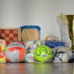 Kit Esportivo doado pela Secretaria de Esportes do Estado de São Paulo à Selam