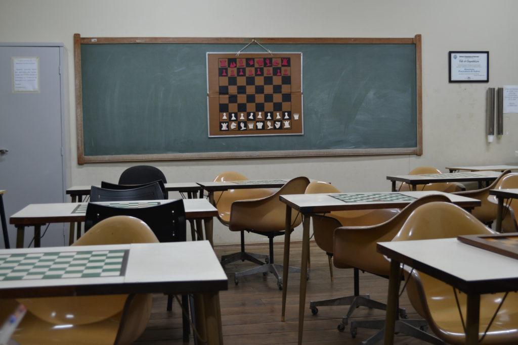 Associação Piracicabana de Xadrez - Sede Estação da Paulista