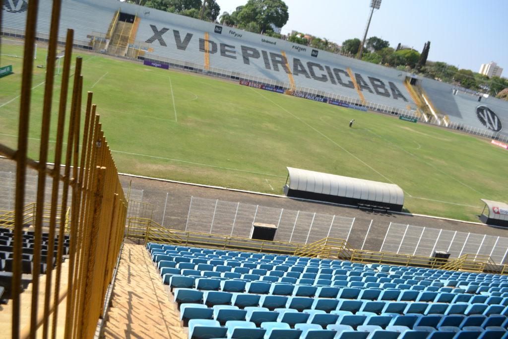 Estádio Municipal Barão da Serra Negra
